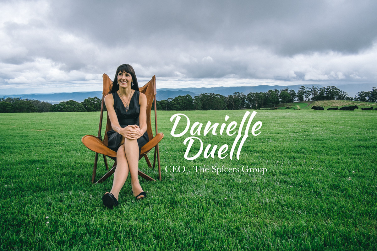 Danielle Duell, CEO of The Spicers Group